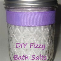 Diy Fizzy Bath Salts Recipe